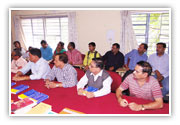 NTM-Visit by trainees of DTRTI