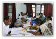 NTM-Marathi Glossary workshop